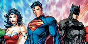 Rumor: Man Of Steel 2, Wonder Woman, & Justice League ...
