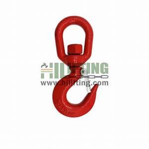 Swivel Hoist Hook Factory  China Swivel Eye Hoist Hook