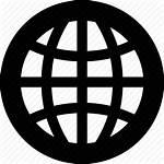 Web Language Browser Icons Globe Internet Global