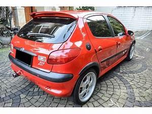 Jual Mobil Peugeot 206 2005 Xs 1 4 Di Dki Jakarta