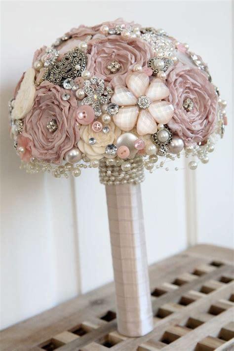17 Best Ideas About Beaded Bouquet On Pinterest Brooch