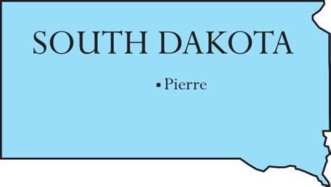 south dakota state clip art  clkercom vector clip art