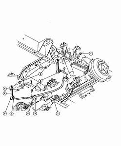 Jeep Wrangler Screw  Shoulder  Mounting