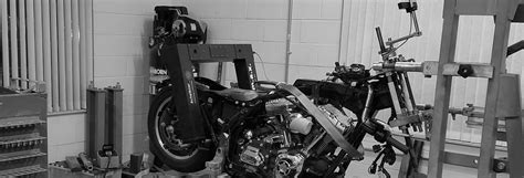 Motorcycle Suspension & Chassis Experts For All Types Of