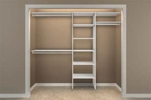 Home Depot Wood Closet Organizers by 1 Of These Closet Maid 24 Quot Shelving Unit Top Shelves
