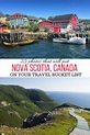 25 pictures will put Nova Scotia on your travel bucket list