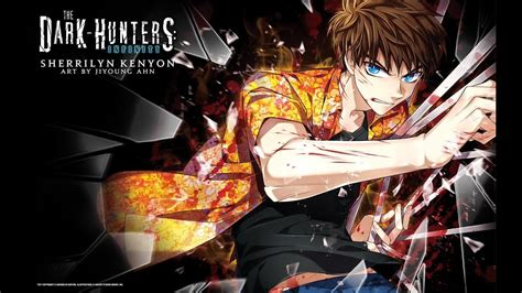 dark hunters infinity manga review   rayquazatv
