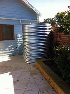 Rainfill Tanks