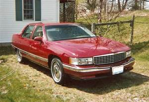 1995 Cadillac Deville - Information And Photos