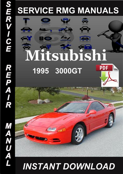 car owners manuals free downloads 1995 mitsubishi gto parking system 1995 mitsubishi 3000gt service repair manual download download ma