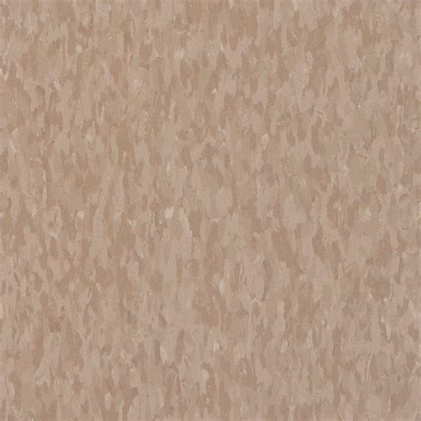 Armstrong Vct Tile Home Depot by Armstrong Imperial Texture Vct 12 In X 12 In Cafe Latte