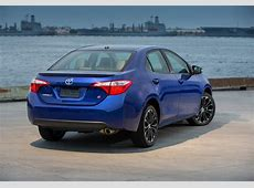 Test Drive 2015 Toyota Corolla S Review Car Pro