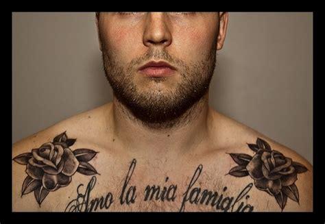 Tatouage Homme Torse