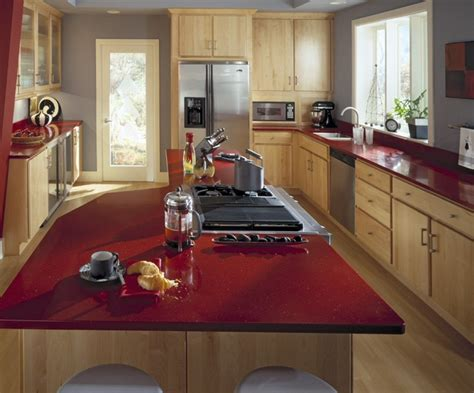 comptoir de cuisine bordeaux plan de travail cuisine