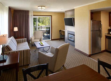 Apartment Rooms : Multi-bedroom Condos-deerhurst Resort Muskoka Ontario
