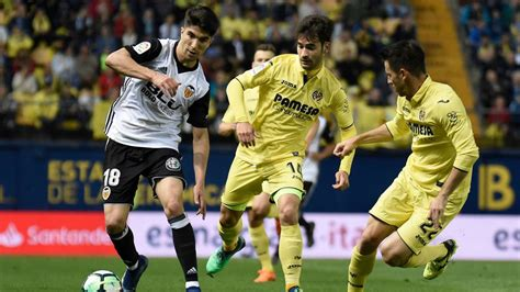 Discover Villarreal vs Valencia Betting Tips 11/04/2019