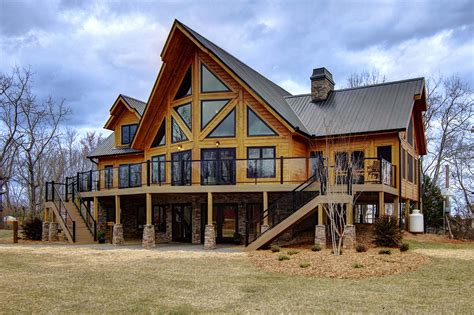 timber blocks model home  nc released