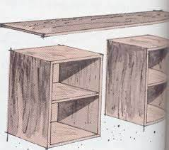 Planche De Bois Pour Bureau : bureau sur mesure ~ Teatrodelosmanantiales.com Idées de Décoration