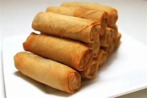 Spring Roll Recipe — Dishmaps