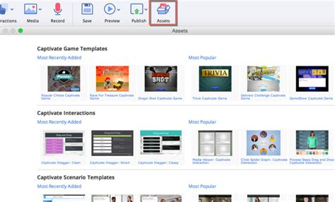 Adobe Captivate Free Templates by Adobe Captivate 9 Review 171 Rapid Elearning Adobe