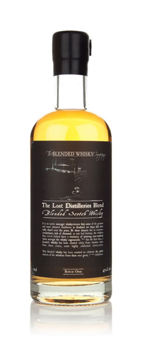 Best Blended by Blended Company S The Lost Distilleries Blend