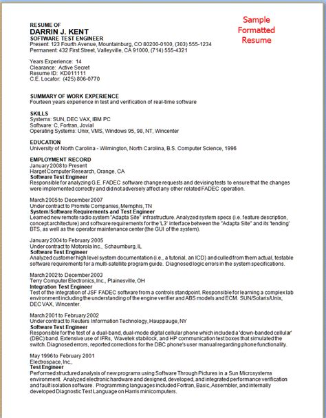 Will Resume Again by Help With Resume Critique Updated Again Redflagdeals Forums