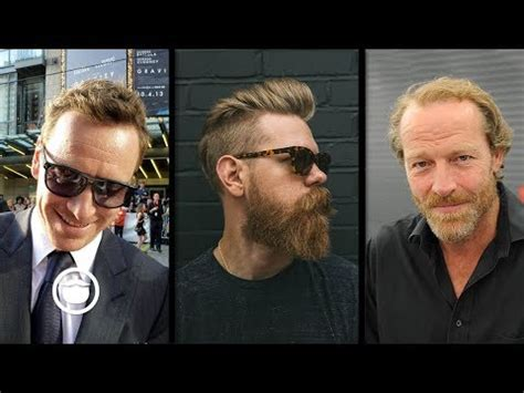 The Six Best Hairstyles for Men with Hair Loss - YouTube