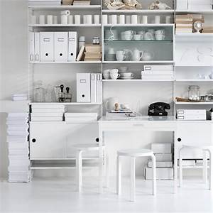 String Office Regal : shelving system by string connox shop ~ Markanthonyermac.com Haus und Dekorationen