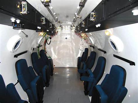 chambre hyperbare chambre hyperbare transportable oxygénothérapie