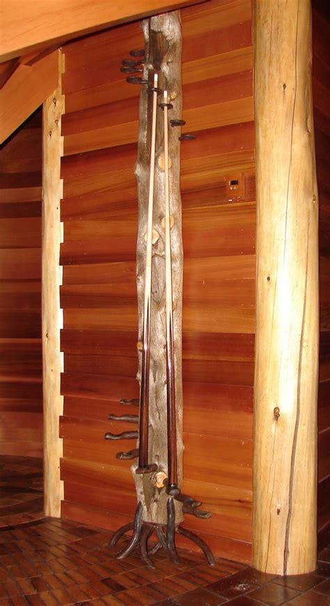 pool cue rack handmade rustic pool cue rack by dan joseph woodworks
