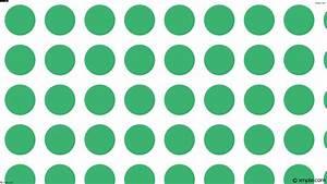 Wallpaper white polka dots green spots #ffffff #3cb371 135 ...