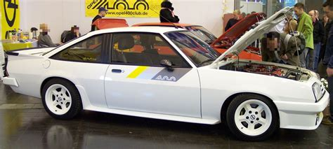 Opel Manta 400 by Opel Manta 400 Style Mirrors M11rf