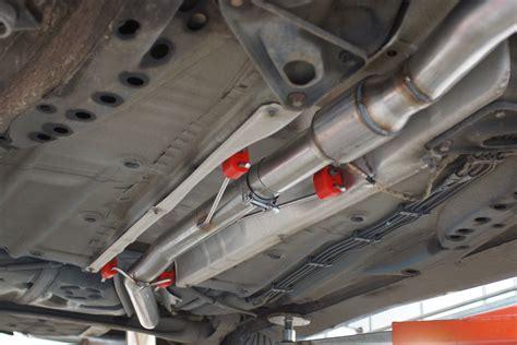 exhaust  poly exhaust mounts  courtenay sport blog