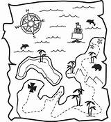 Treasure Coloring Map Pages Pirate Maps Awesome Printable Hunt Summer Kidsplaycolor Pagefull Colouring Camps Schatzkarte Cartoon Super Ausmalbild Preschool Getcoloringpages sketch template