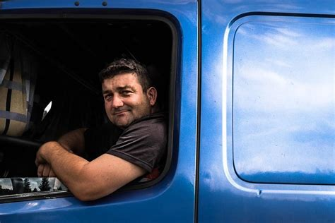 European Truck Drivers Tell Us About Life On The Road