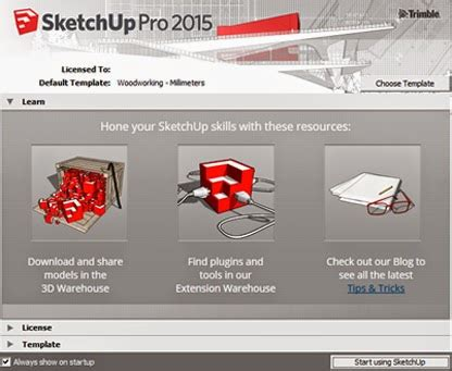 tutorial sketchup aplikasi tool  membuat model