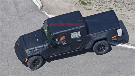 Jeep Wrangler Truck Bed by Jt Wrangler Up Production Truck Bed