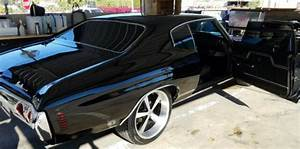 1972 Chevelle Classic Custom Muscle For Sale
