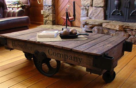 Several Cool Coffee Table To Serve The Best Welcoming Tone