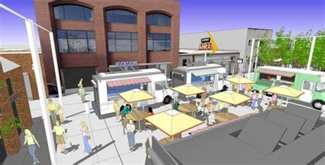 sketchup cuisine place with a sketchup model