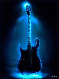 Animated Guitar Wallpaper - free guitar screensavers and wallpaper guitar 240x320