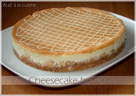 aud a la cuisine cheesecake breton pomme salidou aud 39 à la cuisine