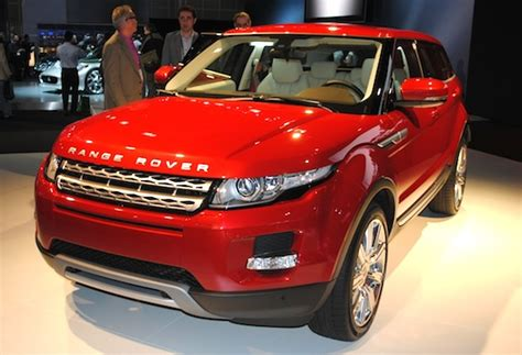 Both Range Rover Evoque Models Coming To U.s