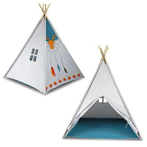 Tipi Kinderzimmer Ebay by Kinderzelt Tipi Spielzelt Indianer Indianerzelt