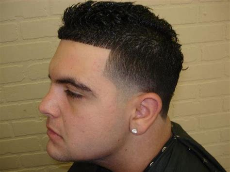 Taper Fade Haircut for <a href=