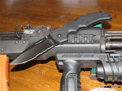 cold steel tlsh recon  spear point  serrated osograndeknives