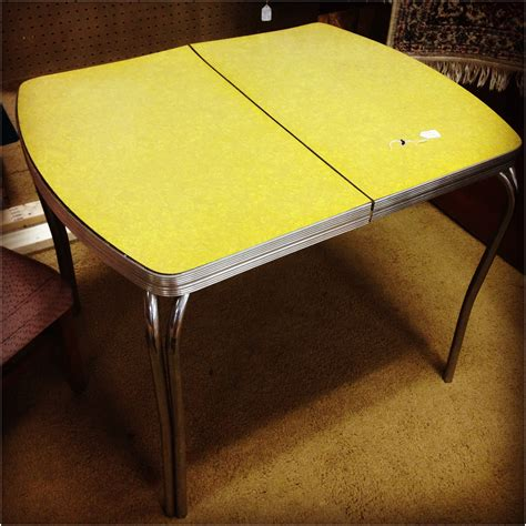 metal kitchen table chairs vintage metal kitchen table also tables and chairs