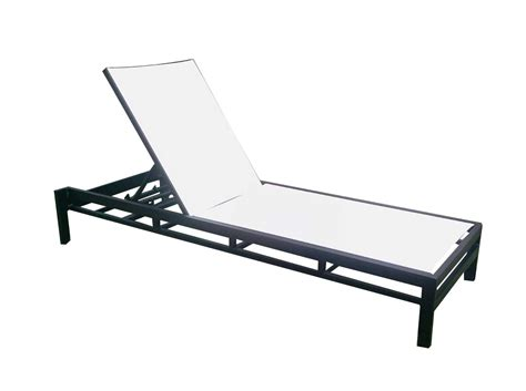 Deville Sling Chaise Lounge  Da150  Florida Patio