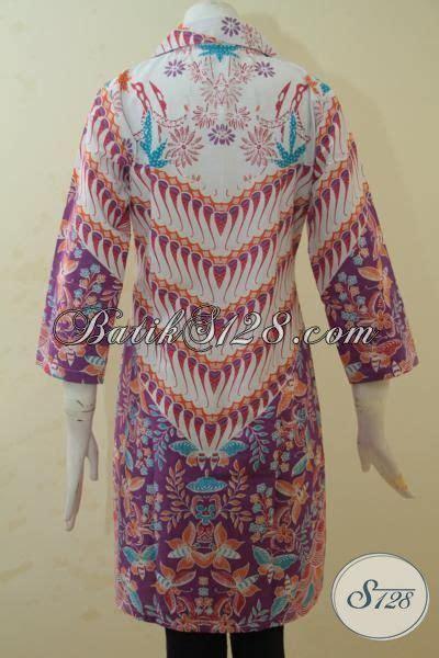 shop jual batik blus terkini dengan warna dan