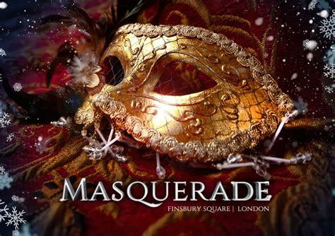 masquerade christmas party 2017 finsbury park shared
